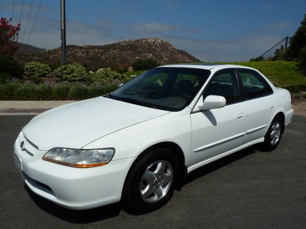 2000 Honda Accord EX L